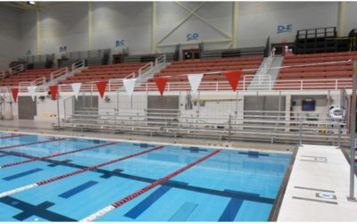 Indoor Rental Bleachers and Outdoor Rental Bleacher