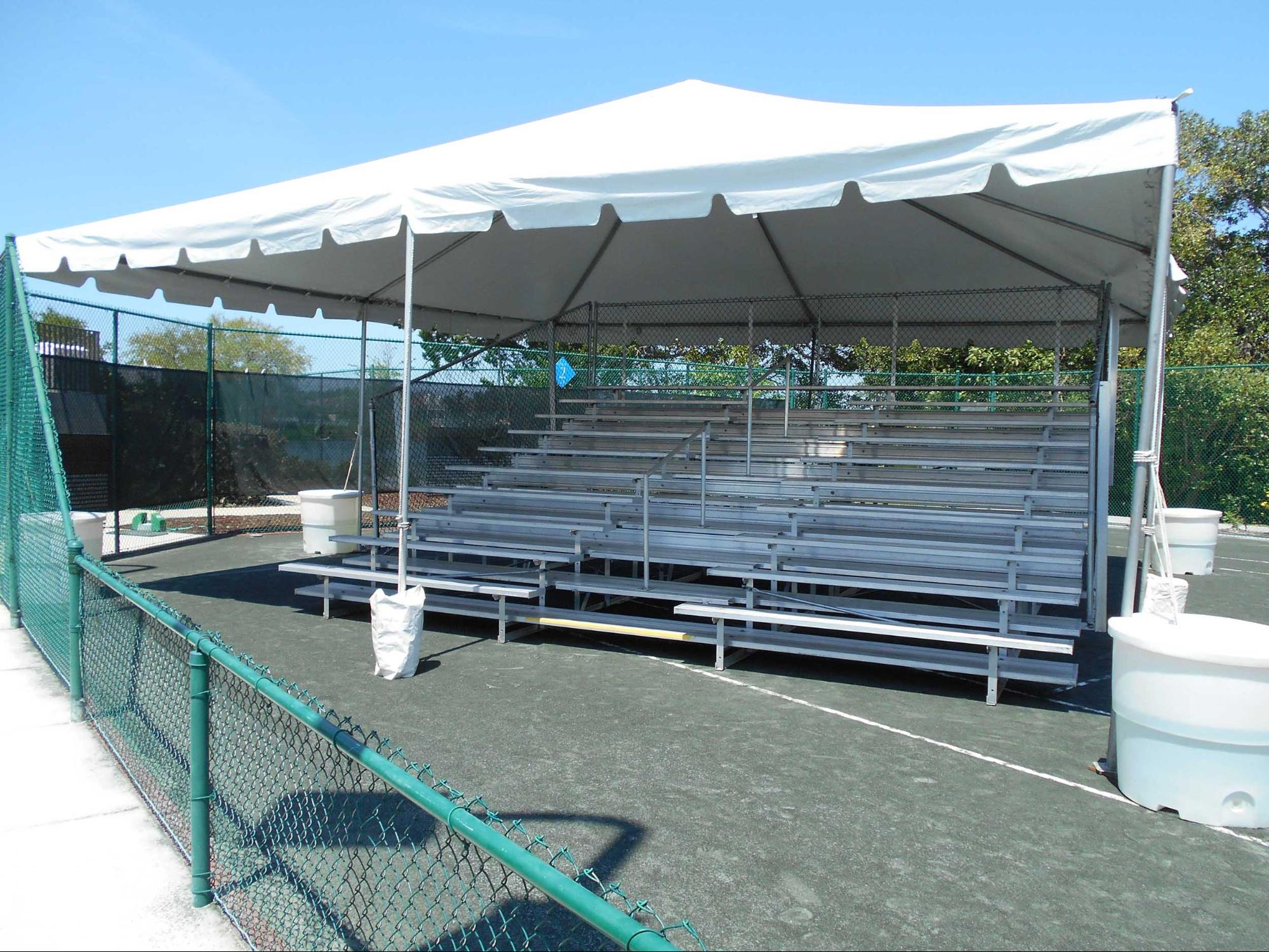 Bleacher Rentals Grandstands And Temporary Seating