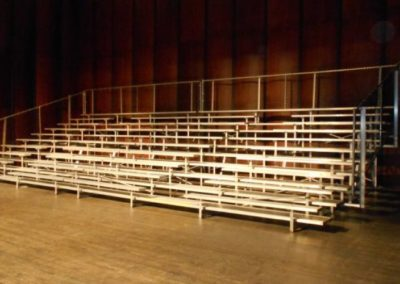 Concert Rental Bleachers
