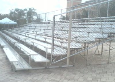 Custom Bleacher Rental