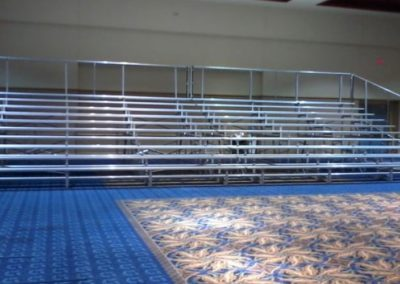 Custom Bleacher Seats