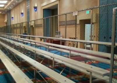 Indoor Bleacher Rental