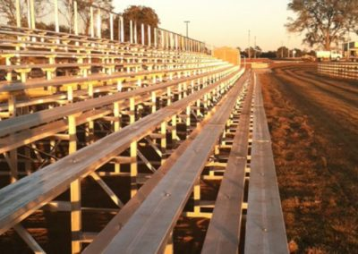 Rodeo Bleacher Rental