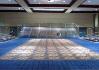 custom bleacher seating